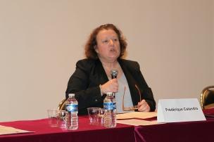 Madame Frédérique Calandra - Maire du XXème arrondissement