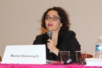 Madame Muriel Domenach, Secrétaire générale du Comité interministériel de prévention de la délinquance et de la radicalisation (SG-CIPDR)