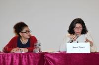 Madame Sérénade Chafik, Co-fondatrice de l'association Les Dorine et